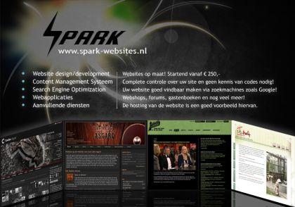 Webdesign Bureau spark
