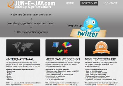 Webdesign Bureau jun-e-jaycom