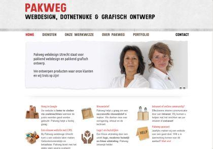 Webdesign Bureau pakweg